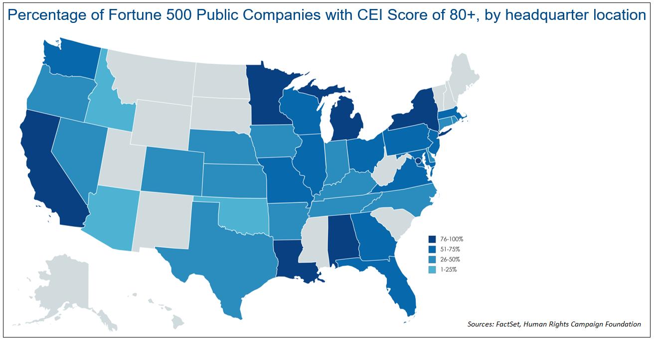 CEI Score +80 by HQ