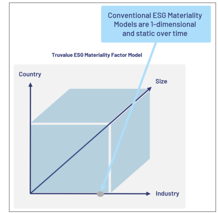Truevalue ESG Materiality Factor Model